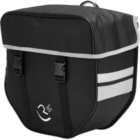 Cube RFR Gepäckträgertaschen black